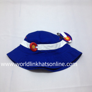 9205fb2c Custom wholesale cheap baby sun hat/ bucket hat with string/embroidery  bucket hat