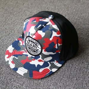 Deaign Blank colorful Camo Cheap High Quality Trufit MIlitary Snapback Cap Snapback
