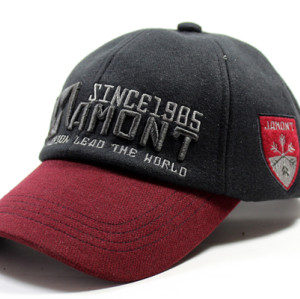 Small quantity accept Paypal custom starter baseball cap hat