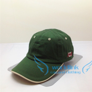 wholesale baseball cap witho button, special ottoman fabric baseball cap with 3D embroidery