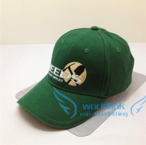 100% cotton baseball cap, promotional hat, caps