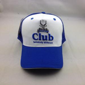 wholesale high quality cotton trucker hat,design your logo golf cap