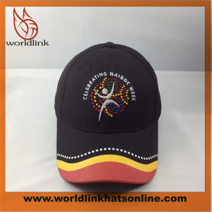 customize sreen printing baseball cap