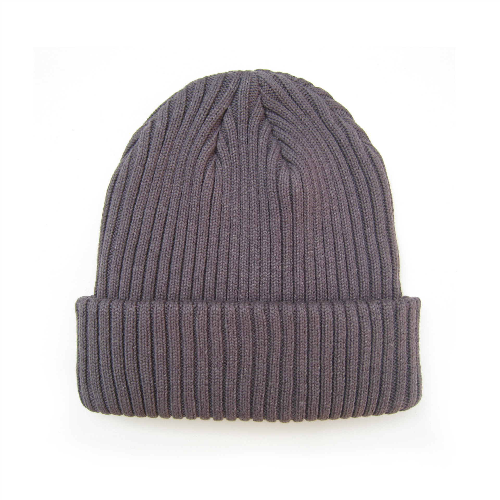 7258ac570a3 Custom thick beanie cap winter knitted hat for women and baby ...