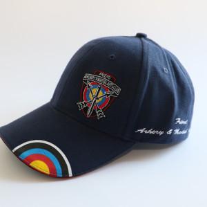 wholesale custom cotton brushed old style  baseball cap