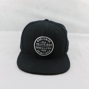 Wool Blend Prostyle Snapback Cap/warm winter hat