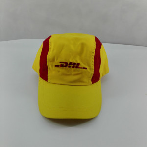 custom working AD express 5 panel baseball cap