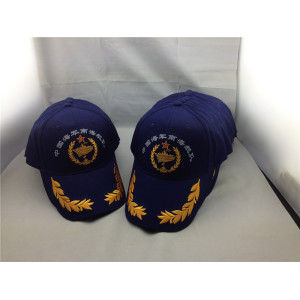 customize high quality navy military baseball cap