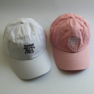 plain soft dad cap and hat