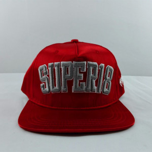 glossy SATIN / SATEEN polyester snapback cap