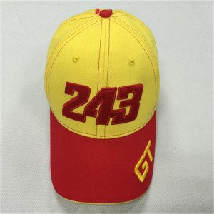 Promotional character motocycle race  cap for your own logo