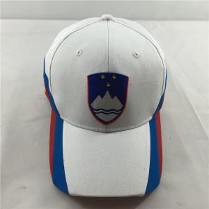 Custom 100% cotton high quality embroider car racing cap