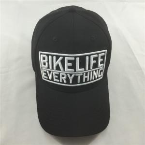 custom flexfit elastic sweatband baseball cap