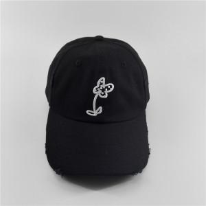 cutom 2017 fashion solid baseball cap made in china