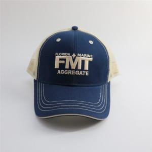 customize summer trucker cap ,mesh sport baseball cap