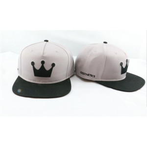 Chinese cap factory 3D embroidery snapback cap