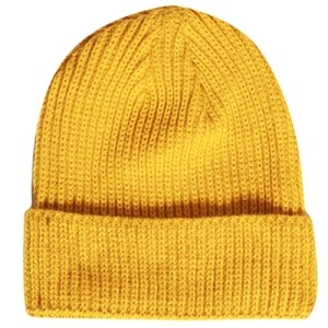 wholesale customized Heather Color Thick Cable Knit Beanie Skull Cap Unisex Winter Hat
