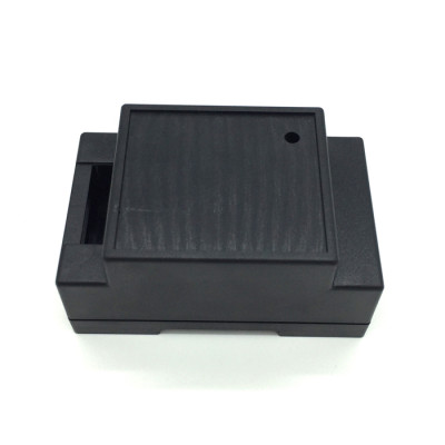Non-standard plastic parts custom made plastic case for power supply