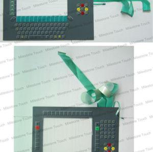 Cp7931-1103-c2 teclado de membrana/teclado de membrana para cp7931-1103-c2