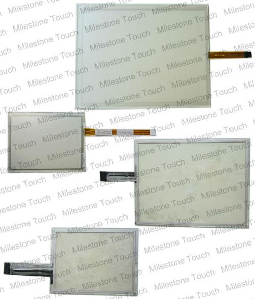 2711p-k7c4a8 panel de pantalla táctil/panel táctil de pantalla para 2711p-k7c4a8
