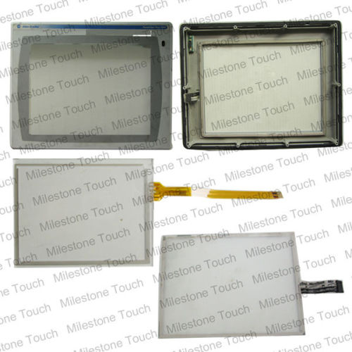 2711p-t7c4a8 panel de pantalla táctil/panel táctil de pantalla para 2711p-t7c4a8