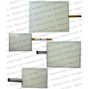2711p-k15c4d8 panel de pantalla táctil/panel táctil de pantalla para 2711p-k15c4d8