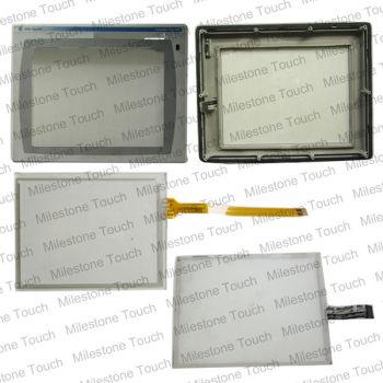 2711p-k10c4d panel de pantalla táctil/panel táctil de pantalla para 2711p-k10c4d