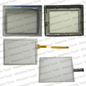 2711p-k12c4a9 panel de pantalla táctil/panel táctil de pantalla para 2711p-k12c4a9