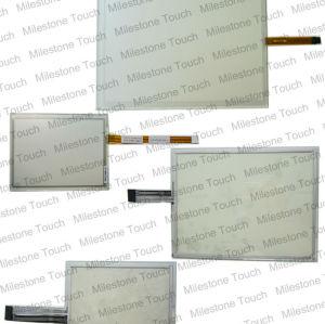 2711p-b12c15a1 panel de pantalla táctil/panel táctil de pantalla para 2711p-b12c15a1