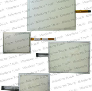 2711p-k7c15a6 panel de pantalla táctil/panel táctil de pantalla para 2711p-k7c15a6