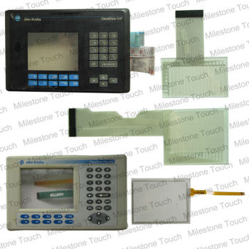Folientastatur 2711p-b10c15a6/für 2711p-b10c15a6 folientastatur