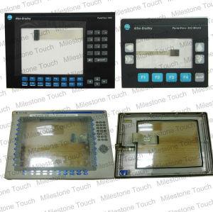 2711p-b12c15d7 teclado de membrana/teclado de membrana para 2711p-b12c15d7