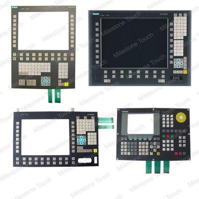 Membranentastatur Tastatur OP012 der Membrane 6FC5203-0AF02-0AA0/6FC5203-0AF02-0AA0