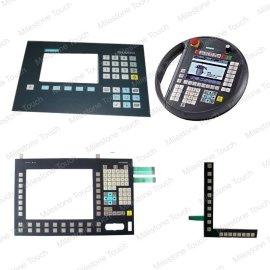 Membranentastatur Tastatur OP015-532c 19 der Membrane 6FC5303-0AF50-0BA0/6FC5303-0AF50-0BA0