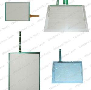 Membrana táctil xbtfc064510/xbtfc064510 táctil de membrana