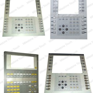Teclado de membrana xbtf011110/xbtf011110 teclado de membrana