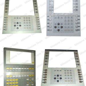 Teclado de membrana xbtf024110/xbtf024110 teclado de membrana