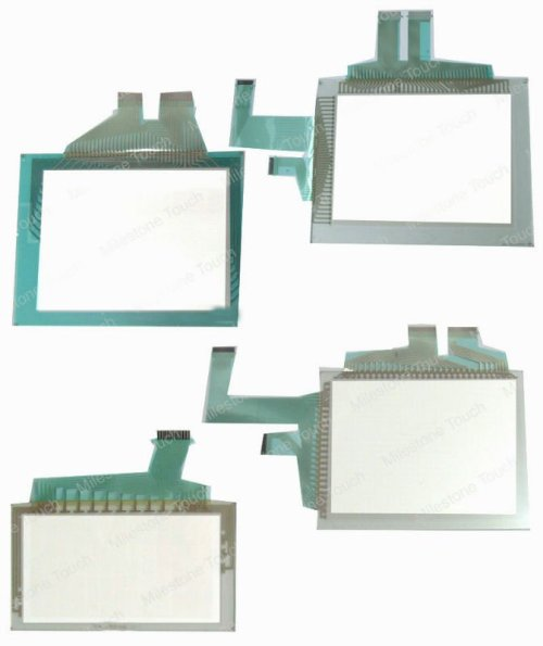 Membrana táctil ns8-tv00b-v1/ns8-tv00b-v1 táctil de membrana