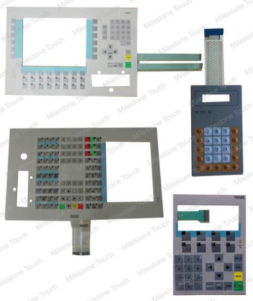 6AV6651-1BA01-0AA0 OP77A Membranschalter/Membranschalter 6AV6651-1BA01-0AA0 OP77A