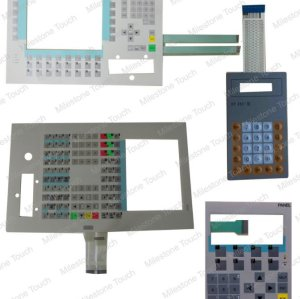 6AV6641-0CA01-0AX0 OP77B Membranschalter/Membranschalter 6AV6641-0CA01-0AX0 OP77B