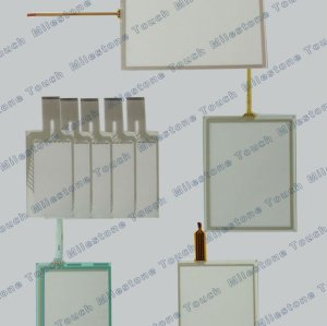 Mit Berührungseingabe Bildschirm für 6AV6 545-0AH10-0AX0 MP270B 6