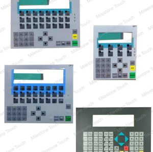6AV3617-5CA00-0AD0 OP17 DP12 Membranentastatur/Membranentastatur 6AV3617-5CA00-0AD0 OP17 DP12