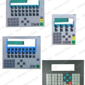 6AV3 617-1JC30-0AX1 OP17 \ DP-12 Folientastatur/Folientastatur 6AV3 617-1JC30-0AX1 OP17 \ DP-12