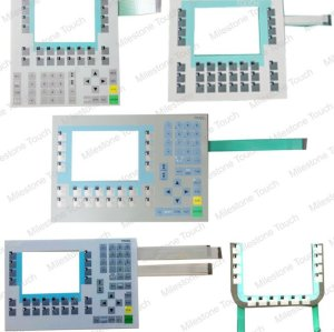 Membranentastatur 6AV6542-0CC15-0AX0 OP270-10/6AV6542-0CC15-0AX0 OP270-10 Membranentastatur
