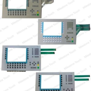 Membranschalter 6AV6 542-0AE15-2AX0/6AV6 542-0AE15-2AX0 Membranschalter für MP270 10