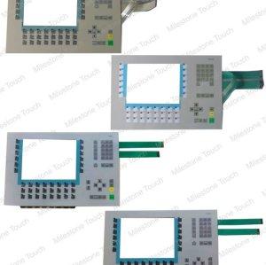 Tastatur der Membrane 6AV6542-0AG10-0AX0/Membranentastatur 6AV6542-0AG10-0AX0 MP270 10