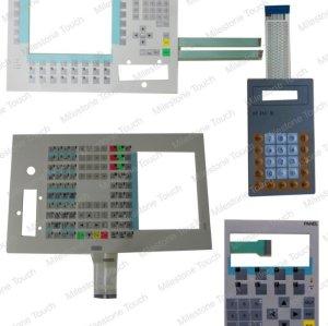 6AV3 637-1LL00-0GX0 OP37 Membranentastatur/Membranentastatur 6AV3 637-1LL00-0GX0 OP37