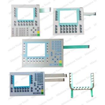 Membranentastatur Tastatur der Membrane 6AV3647-1ML42-3CC1/6AV3647-1ML42-3CC1 für OP47