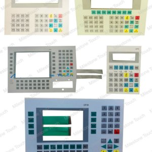 Membranentastatur 6AV3525-4EA01-ZA03 OP25/6AV3525-4EA01-ZA03 OP25 Membranentastatur