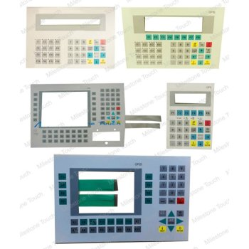 6AV3525-1TA41-0BX0 OP25 Membranentastatur/Membranentastatur 6AV3525-1TA41-0BX0 OP25